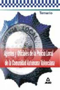 Policia local, ayuntamiento de sevilla. temario
