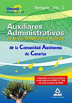 Cuerpo auxiliar de la administracion publica de la comunidad