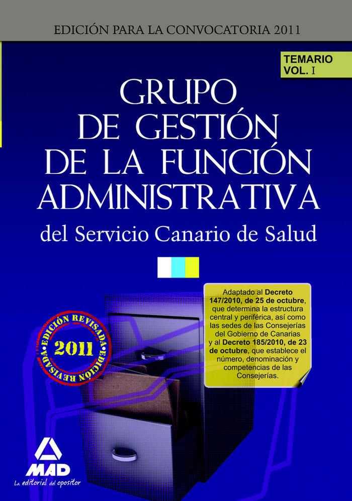 Grupo de gestion de la funcion administrativa del servicio c