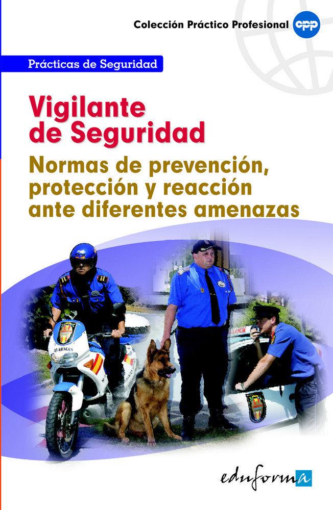 Vigilante de seguridad normas de prevencion