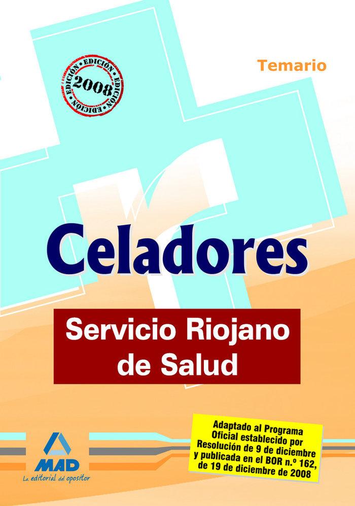 Celadores, servicio riojano de salud. temario