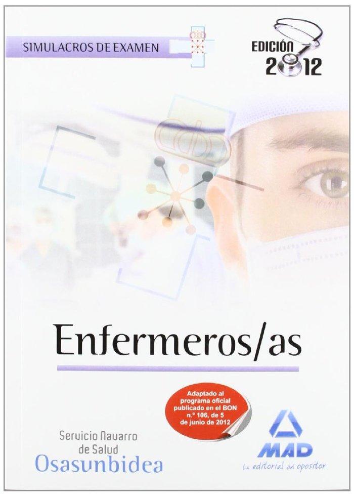 Enfermeros-as servicio navarro de salud os