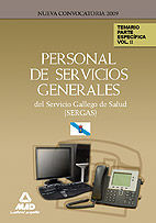 Personal de servicios generales del servicio gallego de salu