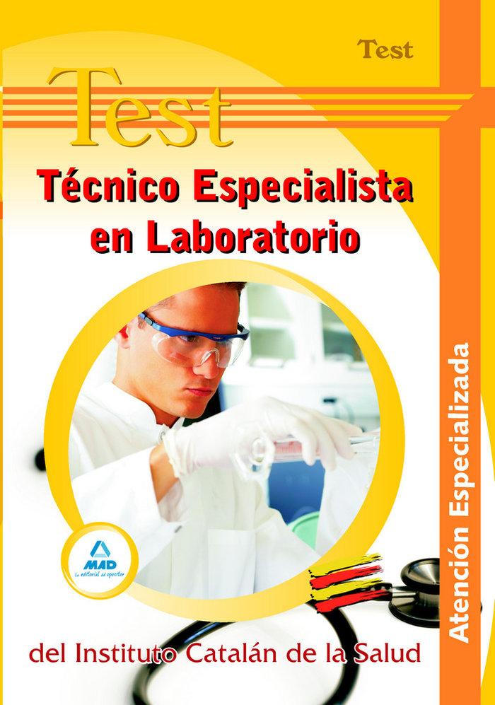 Tecnico especialista en laboratorio, instituto catalan de la