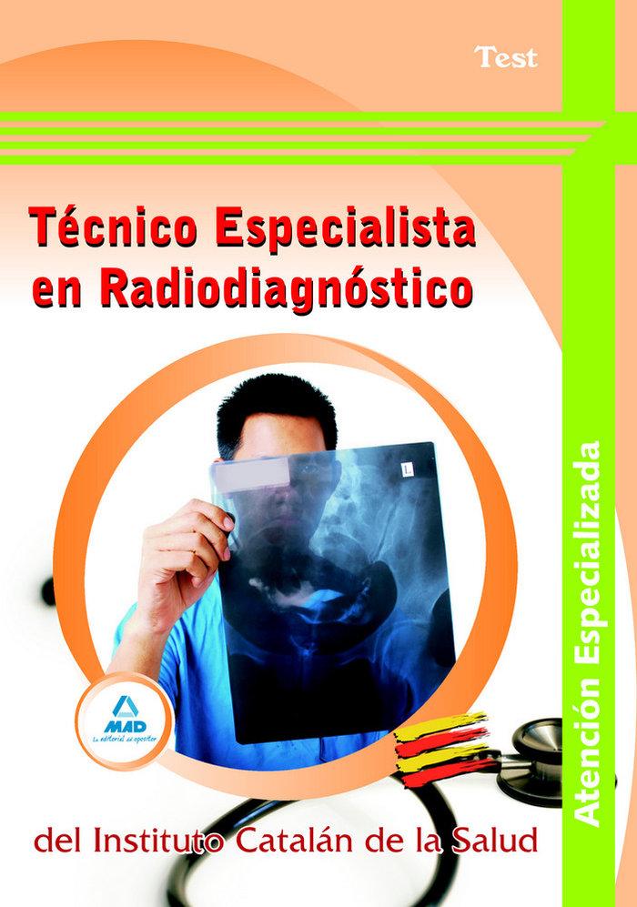 Tecnico especialista en radiodiagnostico, instituto catalan