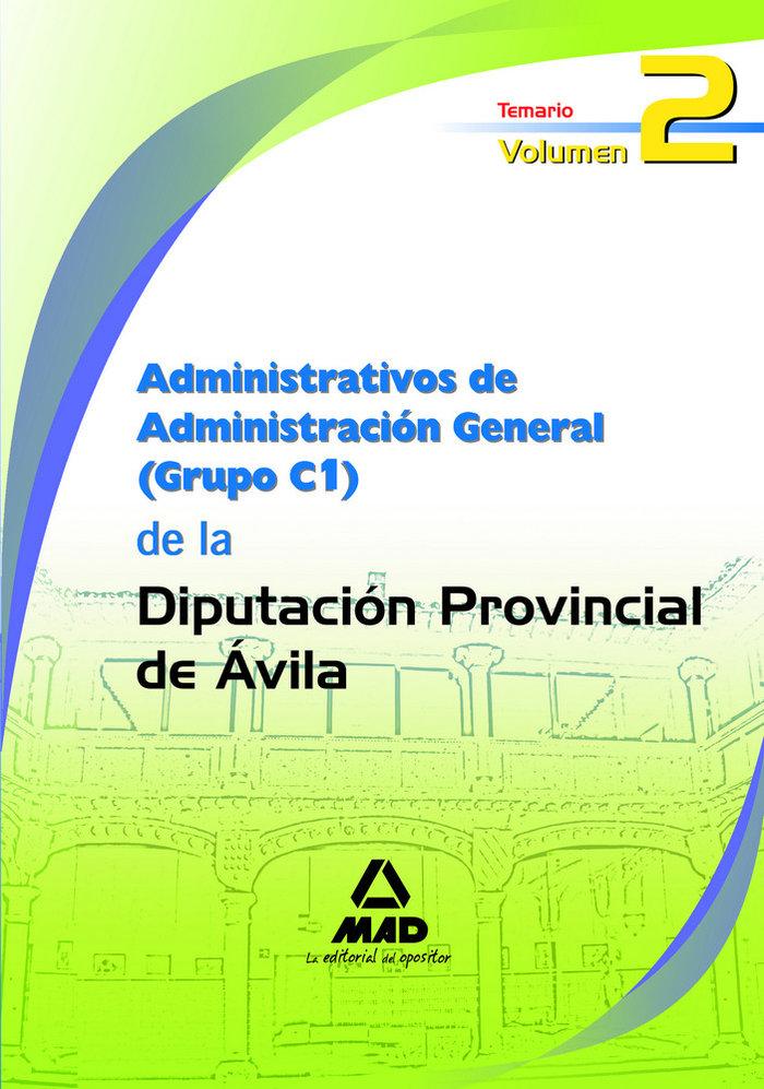 Administrativos de administracion general (grupo c1) de la d