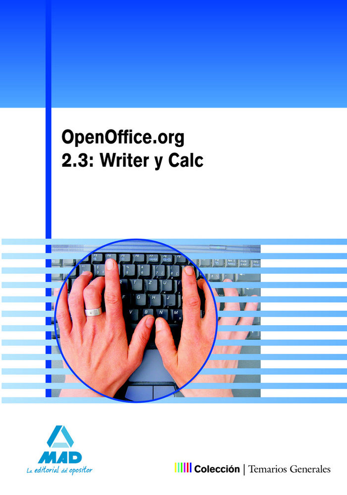 Openoffice.org 2.3 writer y calc