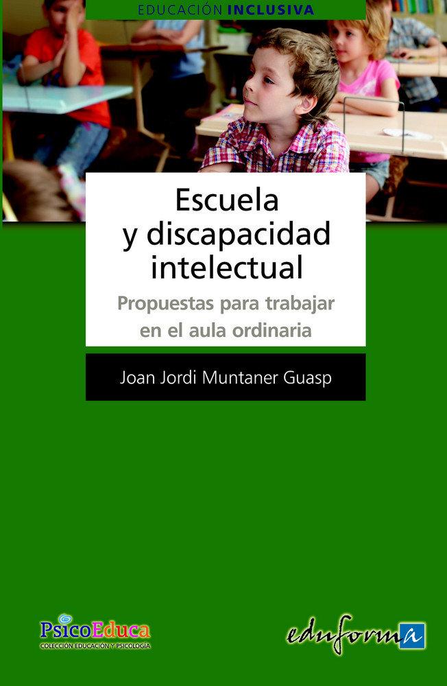 Escuela y discapacidad intelectual