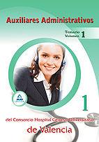 Auxiliares administrativos del consorcio hospital general un