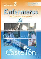 Enfermeros del consorcio hospitalario de castellon. temario