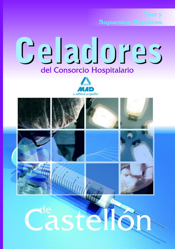 Celadores, consorcio hospitalario de castellon. test y supue