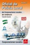 Oficiales de policia local de andalucia. temario