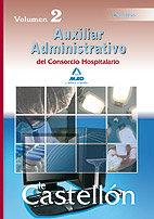 Auxiliares administrativos del consorcio hospitalario de cas