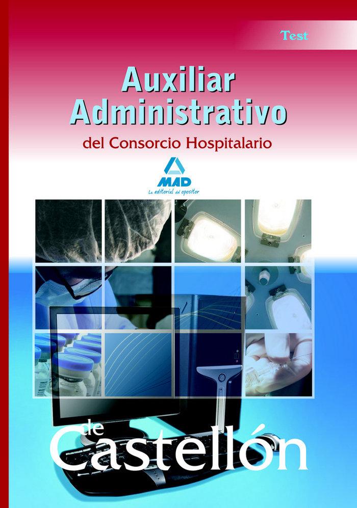 Auxiliares administrativos, consorcio hospitalario de castel