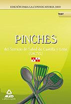 Pinches, servicio de salud de castilla y leon (sacyl). test