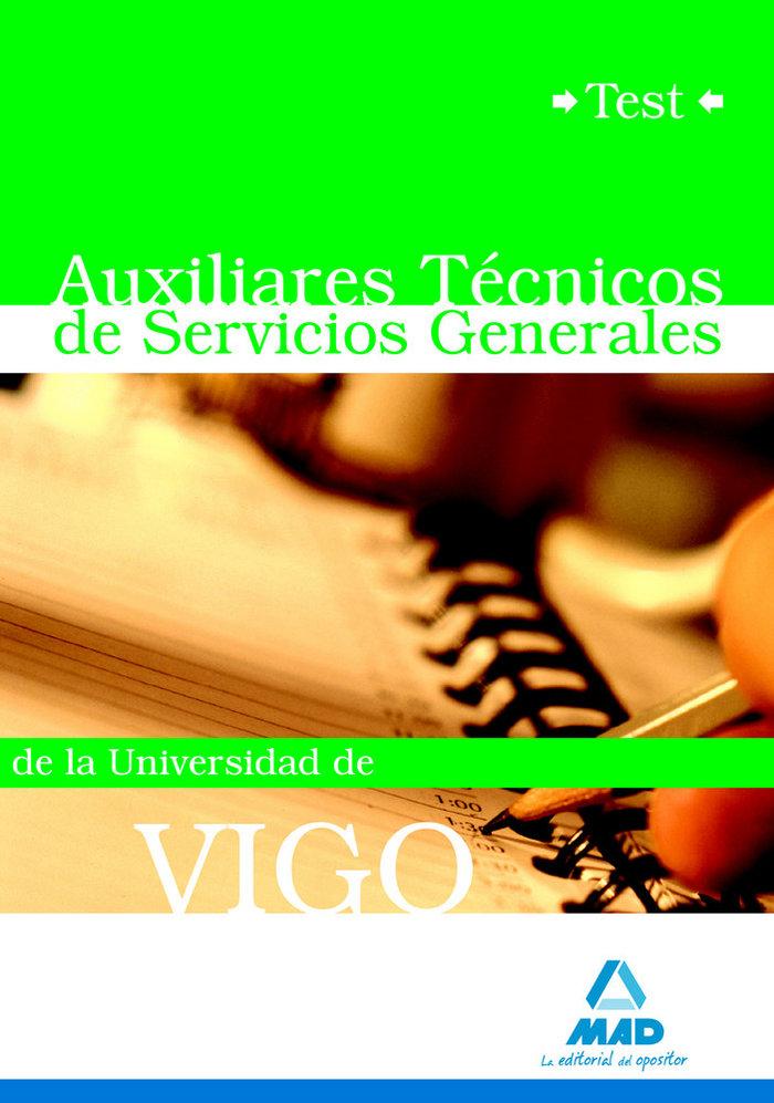 Auxiliares tecnico de servicios generales, universidad de vi