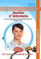 Auxiliars d'infermeria atencio especialitzada de l¿institut