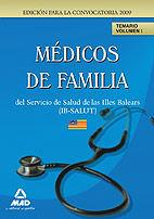 Medicos de familia (eap) del servicio de salud de las illes