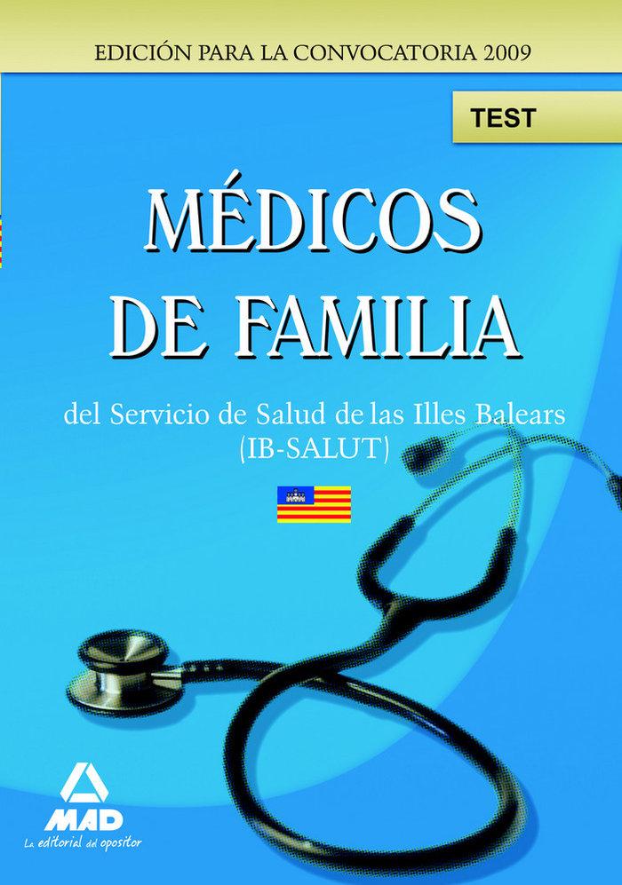 Medicos de familia (eap), servicio de salud de las illes bal