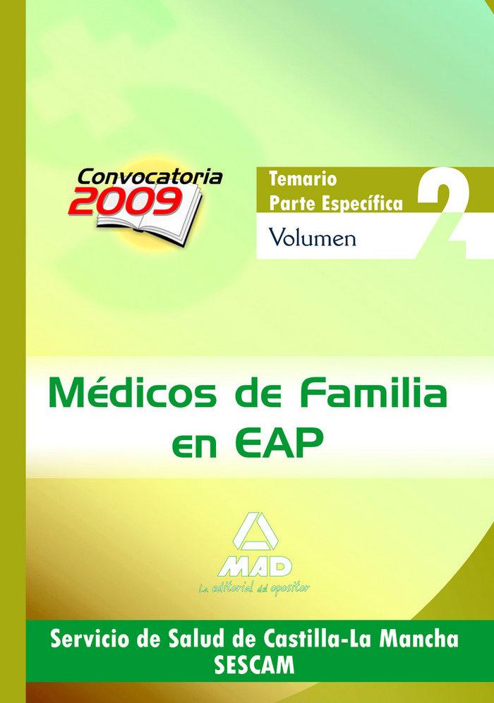 Medicos de familia en eap del servicio de salud de castilla-