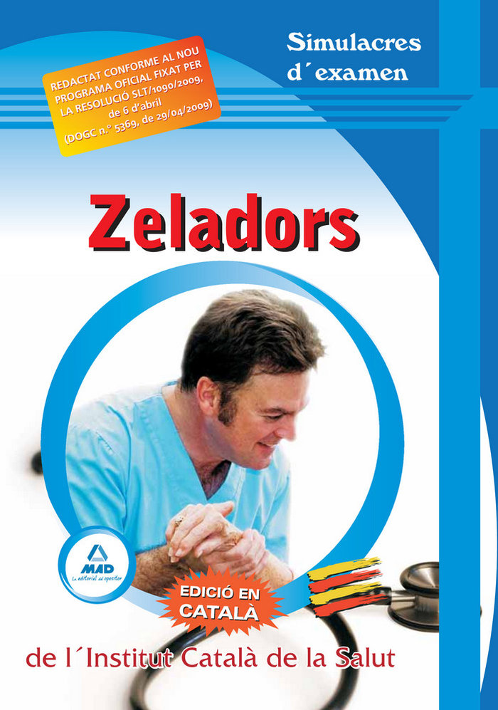 Zeladors, institut catala de la salut. simulacre d'examen