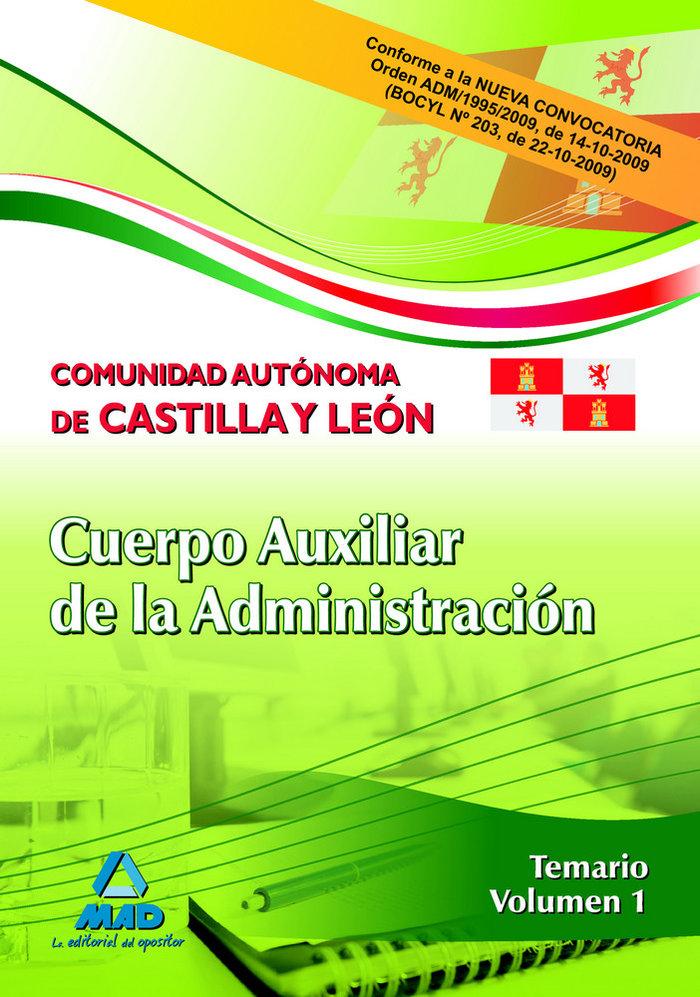 Cuerpo auxiliar de la administracion de la comunidad autono