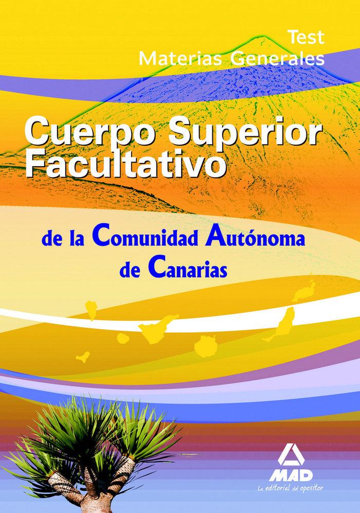 Cuerpo superior facultativos, comunidad autonoma de canarias