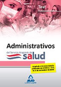 Administrativos de la funcion administrativa, promocion inte