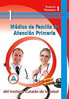 Medico de familia de atencion primaria del ics temario volu