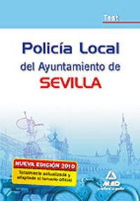 Policia local, ayuntamiento de sevilla. test