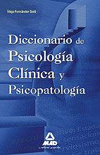 Dic.psicologia clinica y psicopatologia