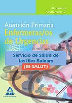 Enfermeros de urgencias de atencion primaria del ib-salut. t