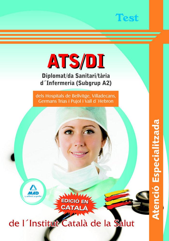 Diplomat/da sanitari/aria d'infermeria, subgrup a2, hospital