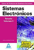 Cuerpo de profesores de enseñanza secundaria. sistemas elect