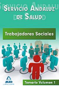 Trabajadores sociales del servicio andaluz de salud i