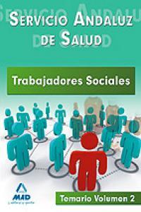 Trabajadores sociales del servicio andaluz de salud ii