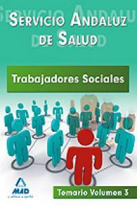 Trabajadores sociales del servicio andaluz de salud iii