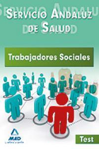 Trabajadores sociales del servicio andaluz de salud te