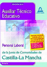 Auxiliar tecnico educativo personal laboral, junta de comun