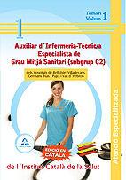 Auxiliars d'infermeria - tecnic/a especialista de grau mitja