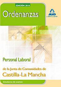 Ordenanzas, personal laboral, junta de comunidades de castil