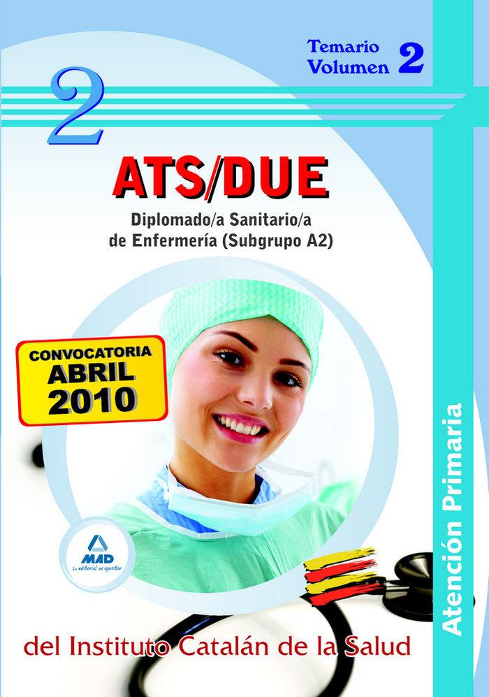 Diplomado/a sanitario/a de enfermeria de atencion primaria (