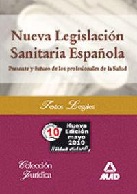 Nueva legislacion sanitaria española
