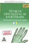 Tecnicos especialistas de radioterapia, servicio canario de