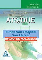 Ats/due de la fundacion hospital son llatzer (palma de mallo