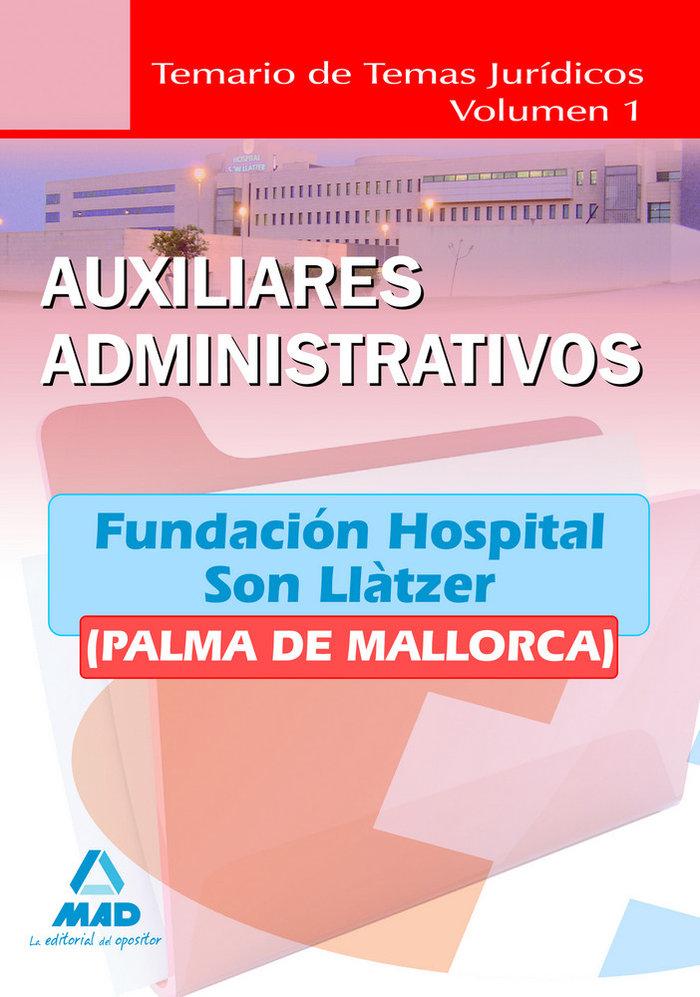 Auxiliares administrativos de la fundacion hospital son llat