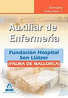 Auxiliares de enfermeria de la fundacion hospital son llatze