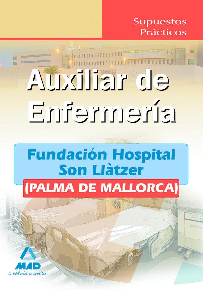 Auxiliares de enfermeria, fundacion hospital son llatzer (pa