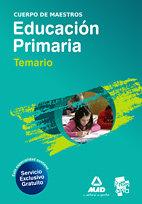 Cuerpo de maestros educacion primaria