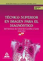Tecnicos superior en imagen para el diagnostico servicio de